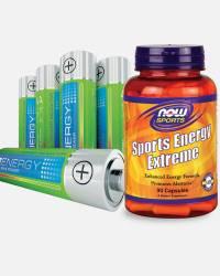 Energy & Endurance Supplements