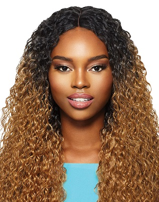 Human Hair Blend