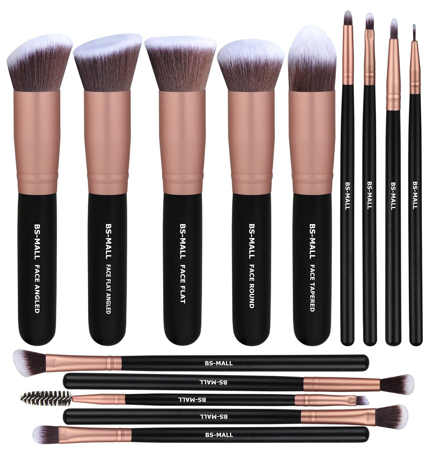 Best Makeup Brushes 14 Pcs Kit In Kenya Premium Usa Quality