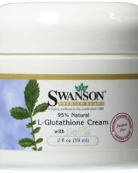 Reduced Glutathione Topical Cream