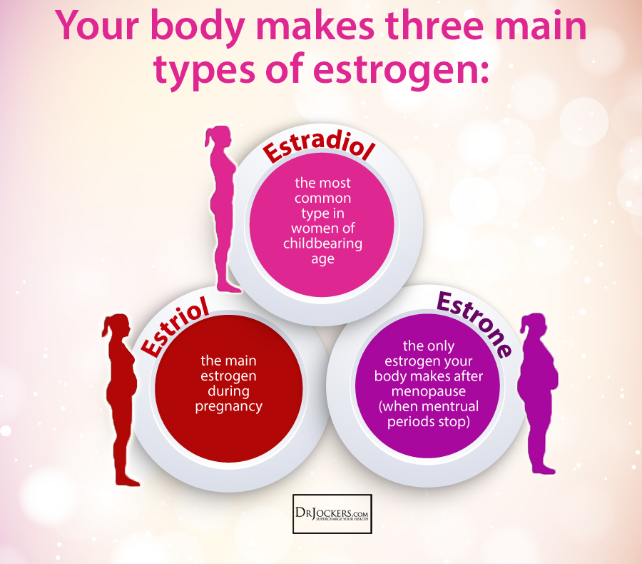 Types of Estrogen