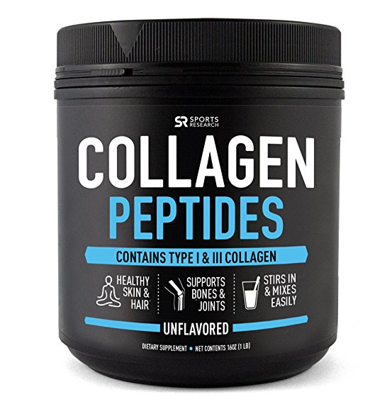 Collagen Peptides Anti-aging and Arthritis