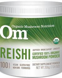 Reishi Organic Mushroom Supplement