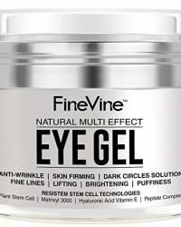 Anti Aging Eye Gel With Anti-Aging Retinol