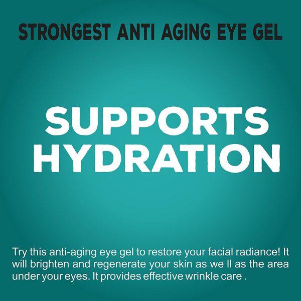 Best Anti Aging Eye Gel With Anti-Aging Retinol