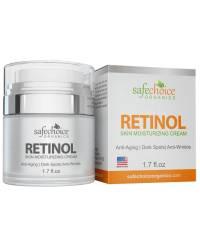 Retinol Face Moisturizer Cream-Safe Choice Organics