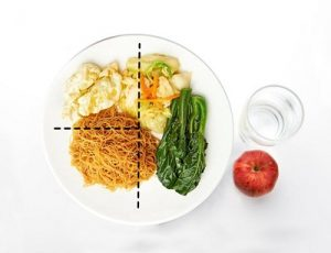 Right Food Portions Improves Insulin Resistance