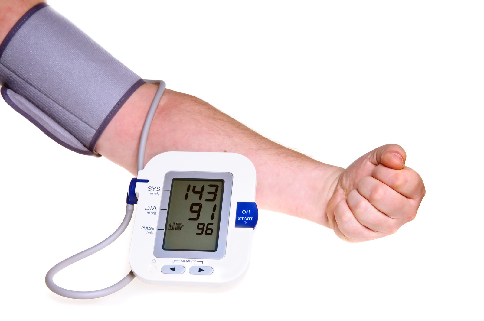 Blood Pressure Improves with CLA
