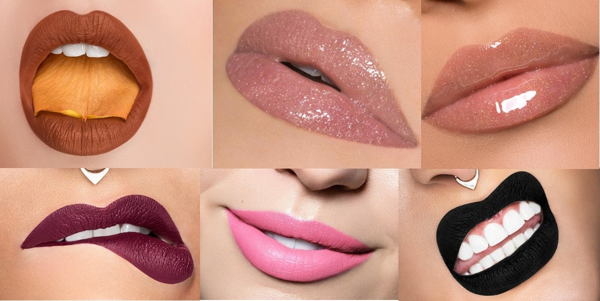 Lipstick Types & Color Meaning