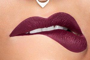 Matte Wine Color Lipstick