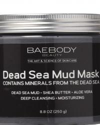 aloe vera dead sea mud mask