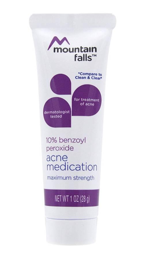 Benzoyl Peroxide 10 % Liquid 5 Oz By Perrigo Co