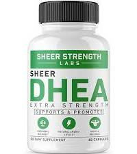 DHEA dehydroepiandrosterone Supplement