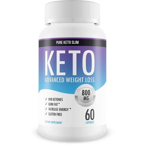 Keto Pure Slim Diet Supplement