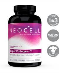 Neocell, Super Collagen + C - Kenya