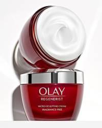 Olay Regenerist, Micro-Sculpting & Fragrance-Free