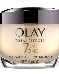 Olay Total Effects Night Firming Cream Face Moisturizer