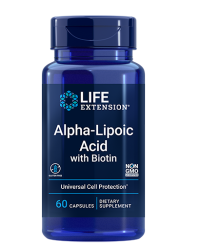 Alpha-Lipoic Acid with Biotin - Kenya