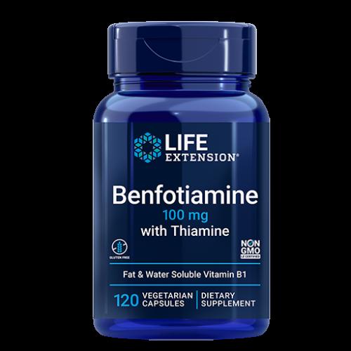 Benfotiamine with Thiamine - Kenya