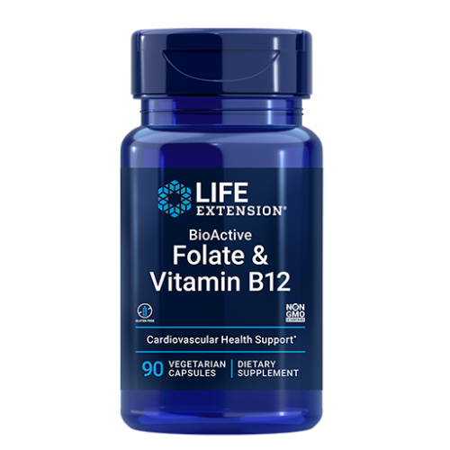 BioActive Folate & Vitamin B12 - Kenya