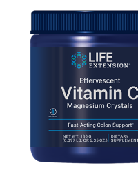 Effervescent Vitamin C Magnesium Crystals - Kenya