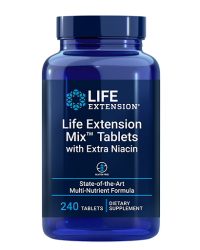 Life Extension Mix™ Tablets with Extra Niacin - Kenya