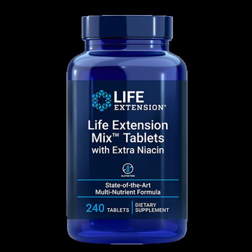 Life Extension Mix™ Tablets with Extra Niacin - Kenya