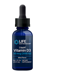 Liquid Vitamin D3 (Mint) - Kenya