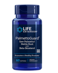 PalmettoGuard® Saw Palmetto/Nettle Root Formula with Beta-Sitosterol - Kenya