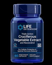 Triple Action Cruciferous Vegetable Extract and Resveratrol - Kenya