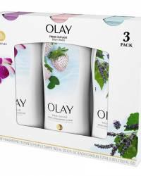 Olay Fresh Outlast Body Wash